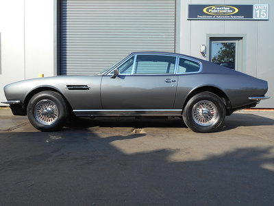 Aston Martin DBS Restoration - Complete ready for delivery